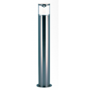 5 WATT LED SINGLE 12 VOLT BOLLARD LIGHT COOL WHITE 316 STAINLESS STEEL