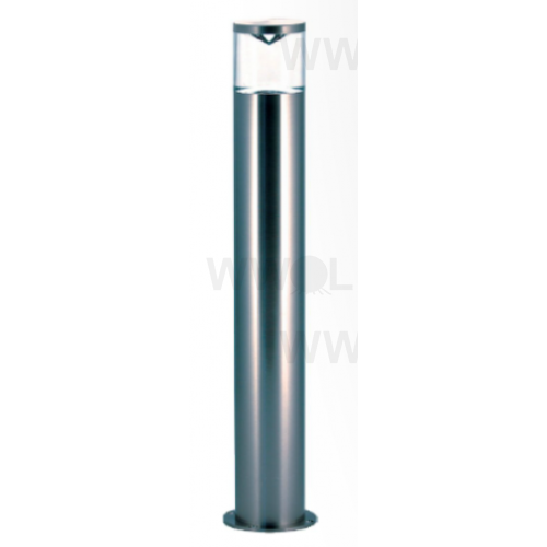 5 WATT LED SINGLE 240 VOLT BOLLARD LIGHT WARM WHITE 316 STAINLESS STEEL