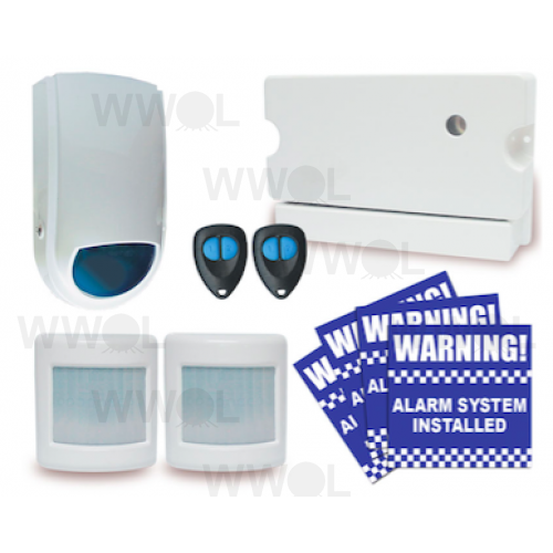 WATCH GUARD SMS 2010 ALARM SYSTEM