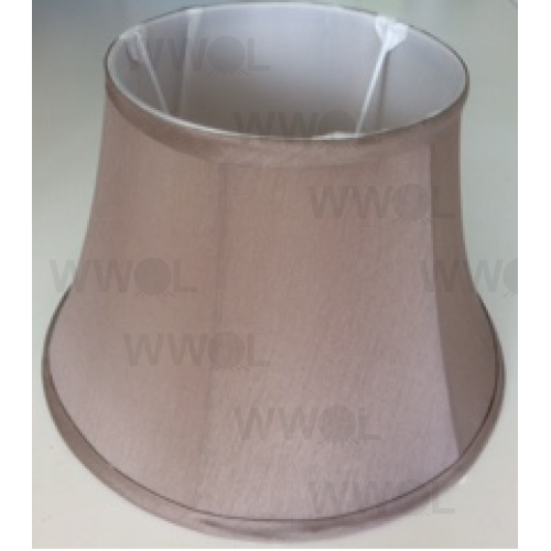 Mason and finch waisted drum light grey lamp shade 220t x 380b mason and finch waisted drum light grey lamp shade 220t x 380b x 270h aloadofball Choice Image