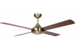 AIR SYNERGY II 120CM ANTIQUE BRASS CEILING FAN