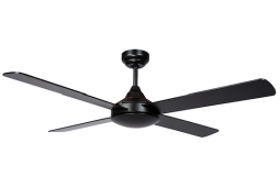 AIR SYNERGY II 120CM MATT BLACK CEILING FAN
