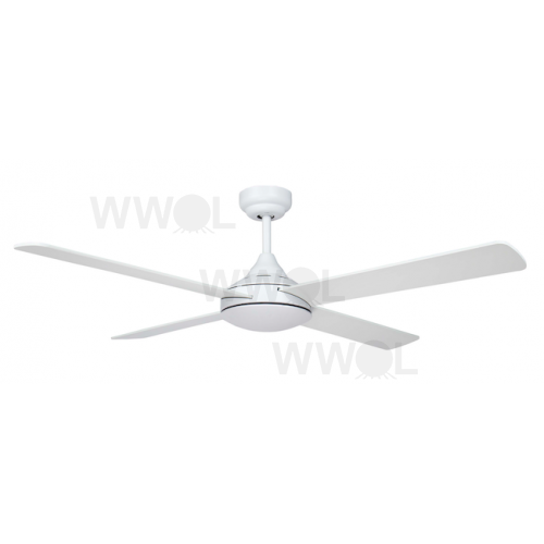 AIR SYNERGY II 120CM MATT WHITE CEILING FAN