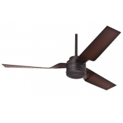 CABO FRIO NEW BRONZE INCL COFFEE BEECH BLADES CEILING FAN