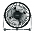 10CM USB PERSONAL BLACK MINI FAN