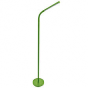 KANDYCANE LED GREEN FLOOR LAMP
