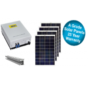 10.0KW 3 PHASE COMMERCIAL PV SOLAR SYSTEM